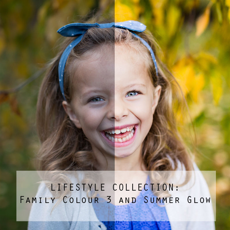 FAMILY COLOUR 3 & SUMMER GLOW